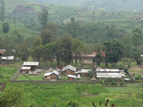 Compound in Mweso, Congo (DRC) - missie van 9 maanden