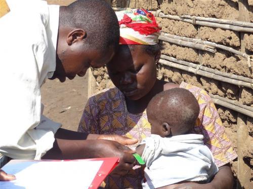 Controle op ondervoeding en gezondheid
